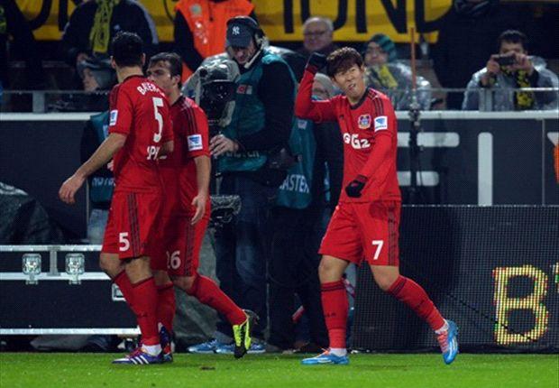 Son war der Matchwinner für Bayer Leverkusen gegen den BVB