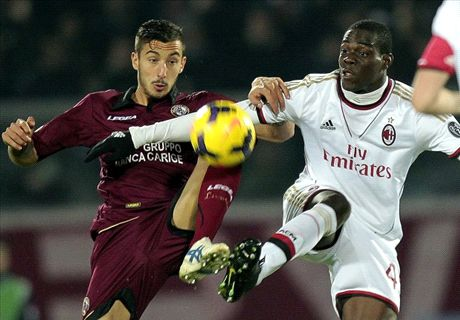 Balotelli rescues point for Milan