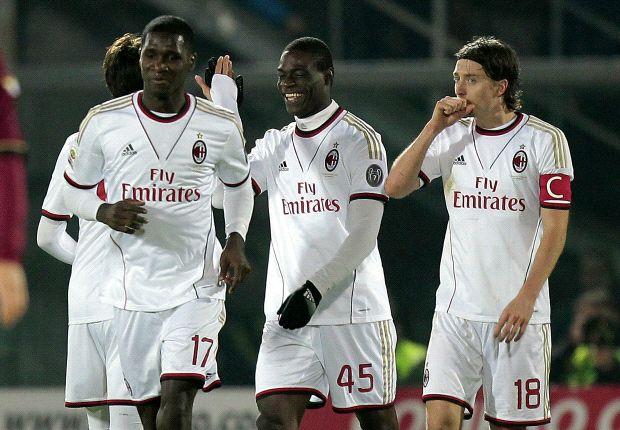 Milan igualó con Livorno y sigue lejos de Juventus