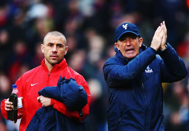 Pulis predicts tricky December for Crystal Palace