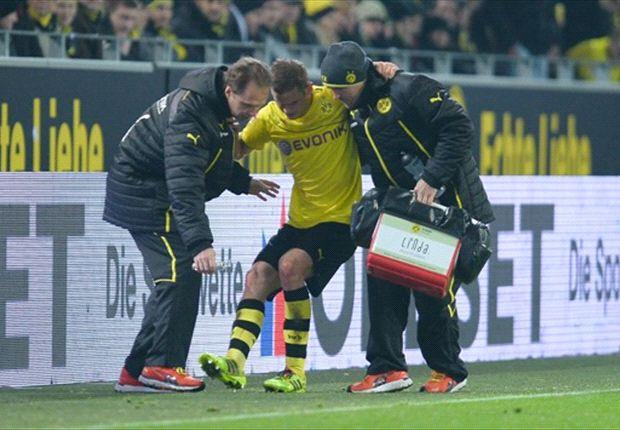 Wieder verletzt: Sven Bender