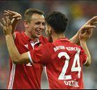 Guardiola's City beaten by Bayern