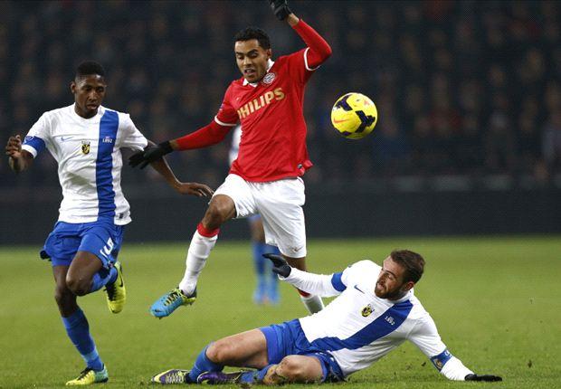 Vitesse straft fouten moedig PSV af