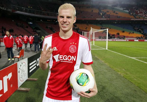 'A Netherlands call-up beckons' - Goal's World Player of the Week Davy Klaassen