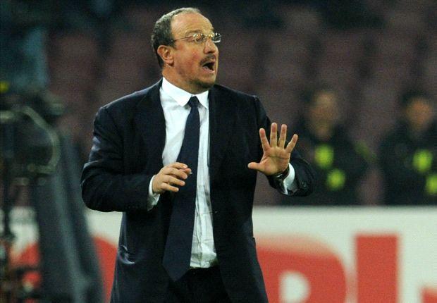 Benitez: Napoli must improve