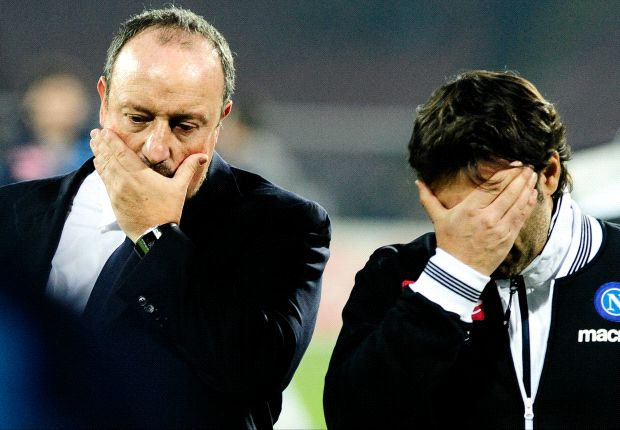 Benitez surprised by Pellegrini Champions League blunder