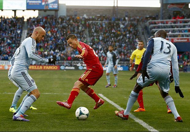 Sporting Kansas City 1-1 (7-6 SO) Real Salt Lake: KC wins MLS Cup in PKs