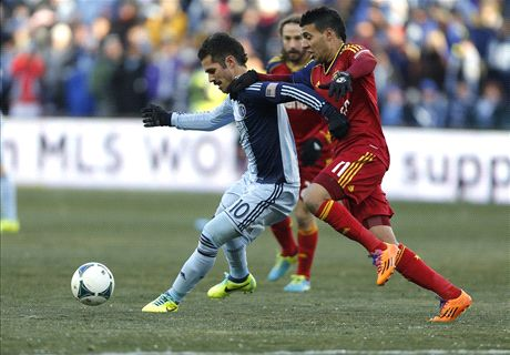 LIVE: Sporting KC 1-1 Real Salt Lake