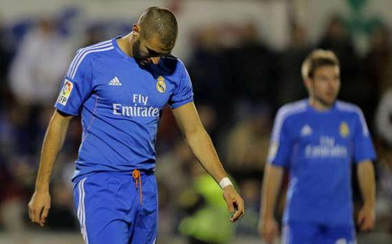 Real Madrid vs Olimpic de Xativa
