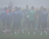 Bad weather clouds Brazil's third day of Olympic preparations