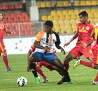 Pune FC edge Maha derby to go top of I-League