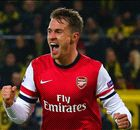 'Ramsey on the same level as Bale'