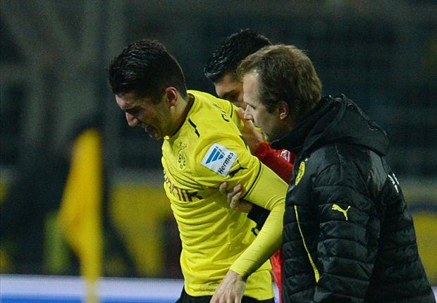 Sahin: Dortmund lack killer instinct