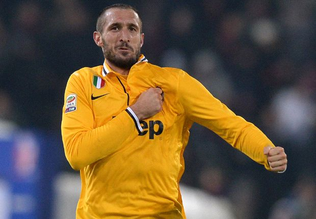 'We're not afraid, we're Juventus' - Galatasaray atmosphere doesn't scare Chiellini