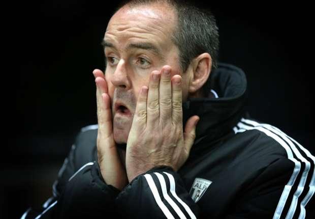 West Brom sack Steve Clarke