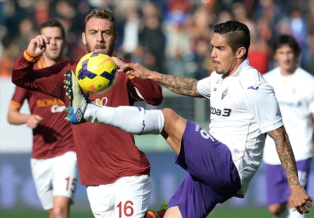 Fiorentina-Roma Betting Preview: Red hot Giallorossi to maintain their dominance over La Viola