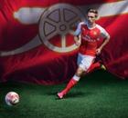 Das neue Heimtrikot des FC Arsenal 2016/17
