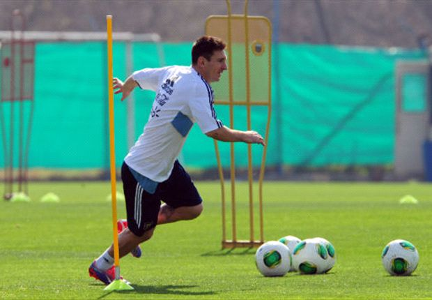 Messi enters third stage of injury recovery as Barcelona return nears