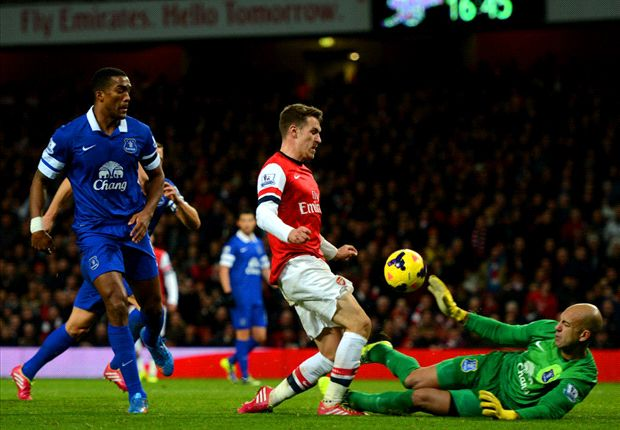 Arsenal 1-1 Everton: Late Deulofeu stunner pegs Gunners back