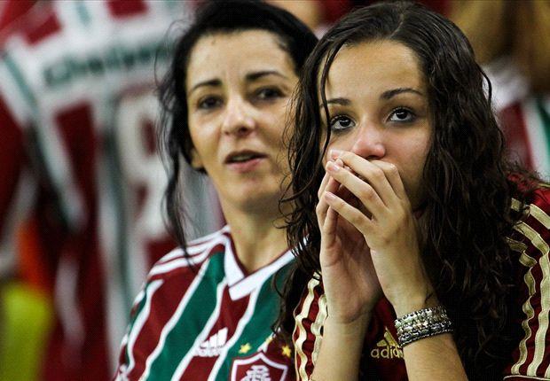 Descensos y escándalo en Brasil
