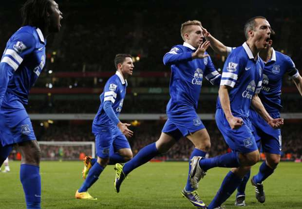Martinez delighted with Everton display in Arsenal draw