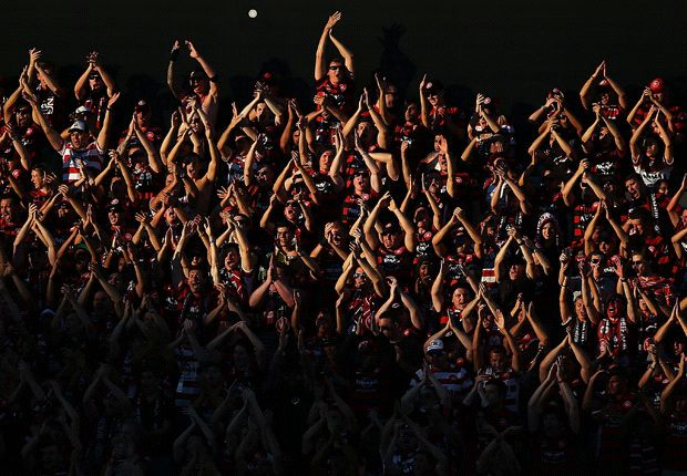 The A-League in pictures - Round 9