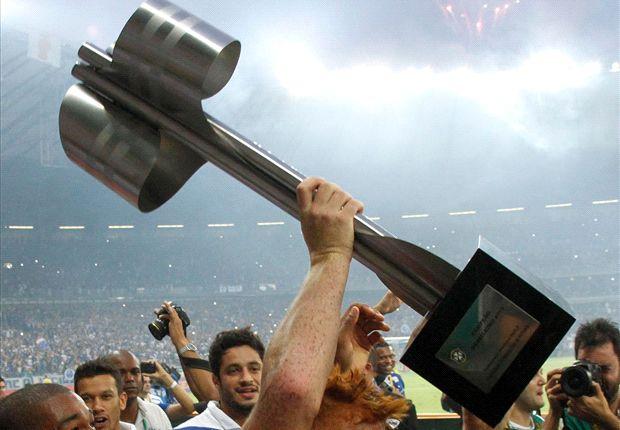 Cruzeiro de Belo Horizonte consiguió su tercer título en 2013.
