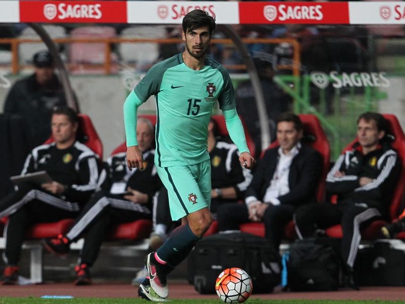 Portugais et Barcelonais, André Gomes fier de jouer avec Cristiano Ronaldo et Lionel Messi