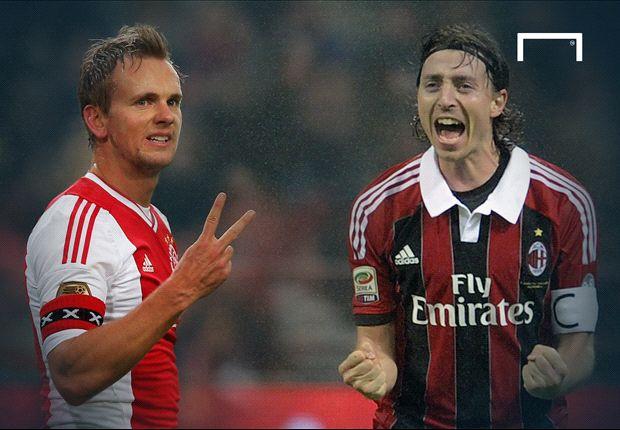 Für Milan und Ajax steht viel auf dem Spiel