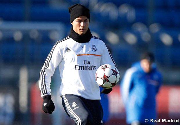 Cristiano Ronaldo 'entrena' tras cada partido para recuperar