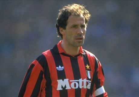 Baresi: Maldini was a true leader
