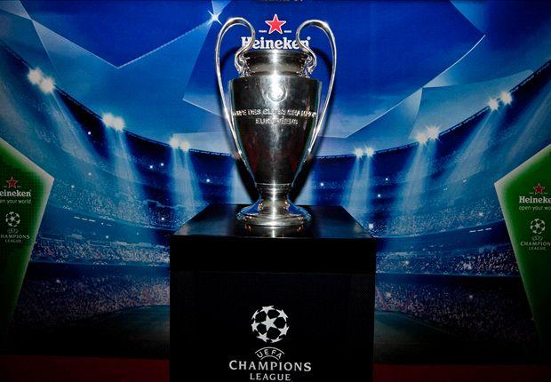 Das Objekt der Begierde: Die Champions-League-Trophäe