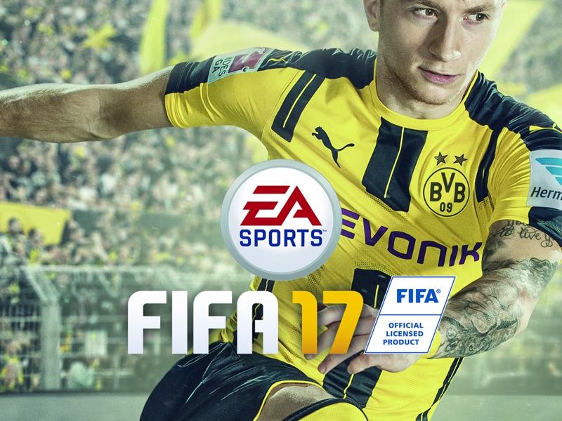 Vinci una copia di Fifa 17!