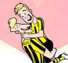 CARTOON: Reus & Gotze's bromance