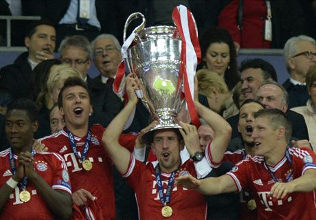 Bundesliga the world's best - Ribery