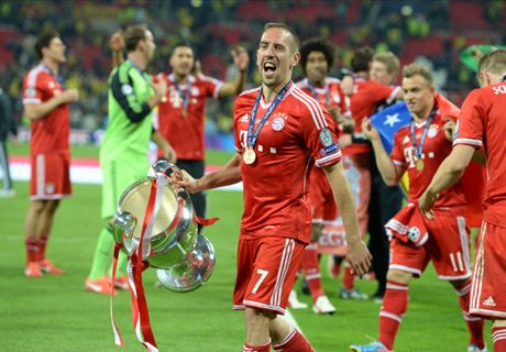 Henry: I want Ribery to win Ballon d'Or