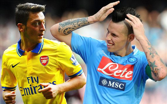 PREVIEW: Napoli - Arsenal