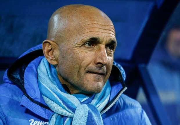 Spalletti dismissed by Zenit