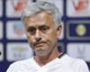 Mourinho will accept legends' criticism