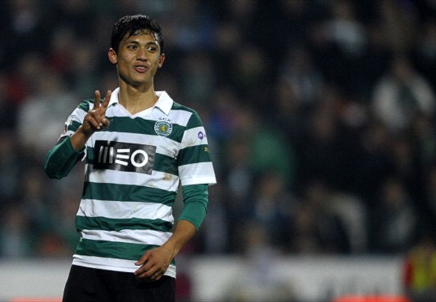 Seattle Sounders sell Fredy Montero to Sporting CP