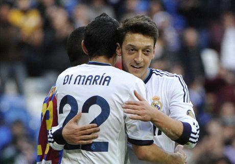 Di María y Özil quieren volver