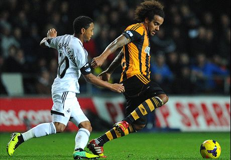 Player Ratings: Swansea City 1-1 Hull City