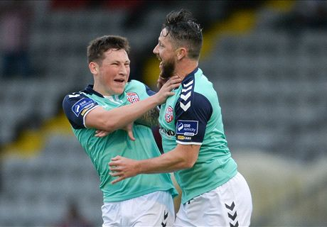 Derry beat Bohs to consolidate third