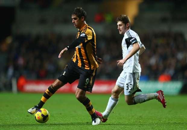 Swansea got lucky against Hull, admits Ben Davies