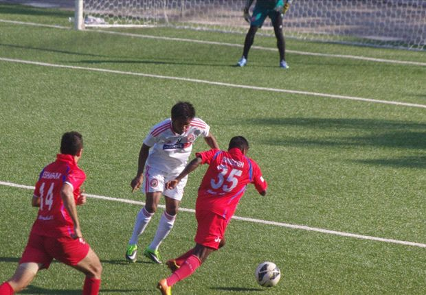 Churchill Brothers languish at the bottom of the table