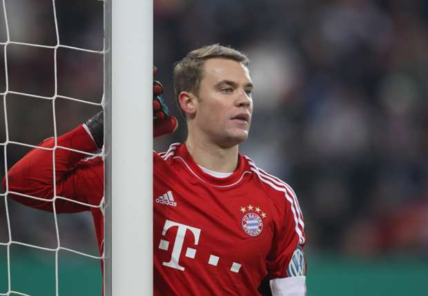 Guardiola: Manchester City have no chance of signing Neuer