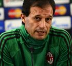 Allegri calls for 'aggressive and competitive' Milan against Ajax