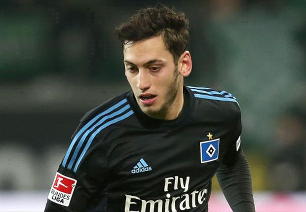 Calhanoglu not for sale, Hamburg tell Arsenal