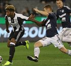 FT: Melbourne Victory 1-1 Juventus (Pen: 4-3)