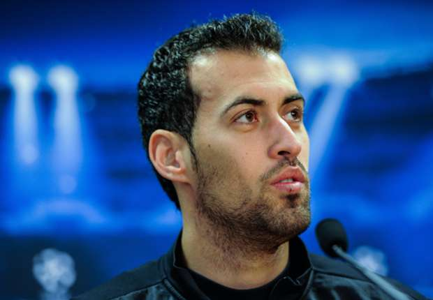 Busquets: Barcelona, Atletico and Real Madrid all equal